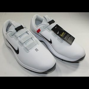 "Tiger Woods Nike Golf Shoes Wide Men TW71 ""White"""